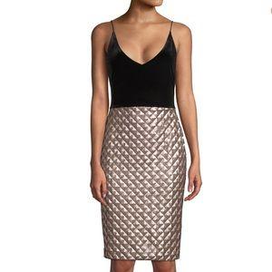 ff6647683ec Anthropologie Dresses - Black Halo Finley Velvet and Sequin Dress
